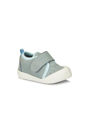 Vicco  950.E19K.224 Anka Kız/Erkek Bebek İlk Adım Ayakkabı Mavi